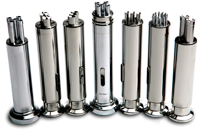 www.Puanson.ru Punches and dies for rotary tablet, hydraulic, desktop, laboratory presses